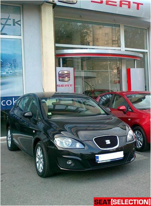 Купувам Автомобил Seat Leon 1.6 TDI Style