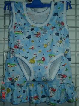 Купувам Детски комплект рокля