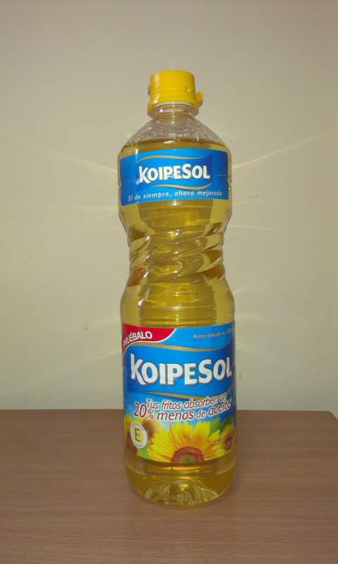 Купувам Предлагаме слънчогледово олио внос от Испания