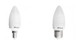 Купувам UltraLux Енергоспестяваща крушка-конус,