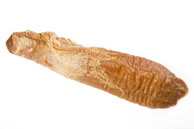 Варено-пушено филе