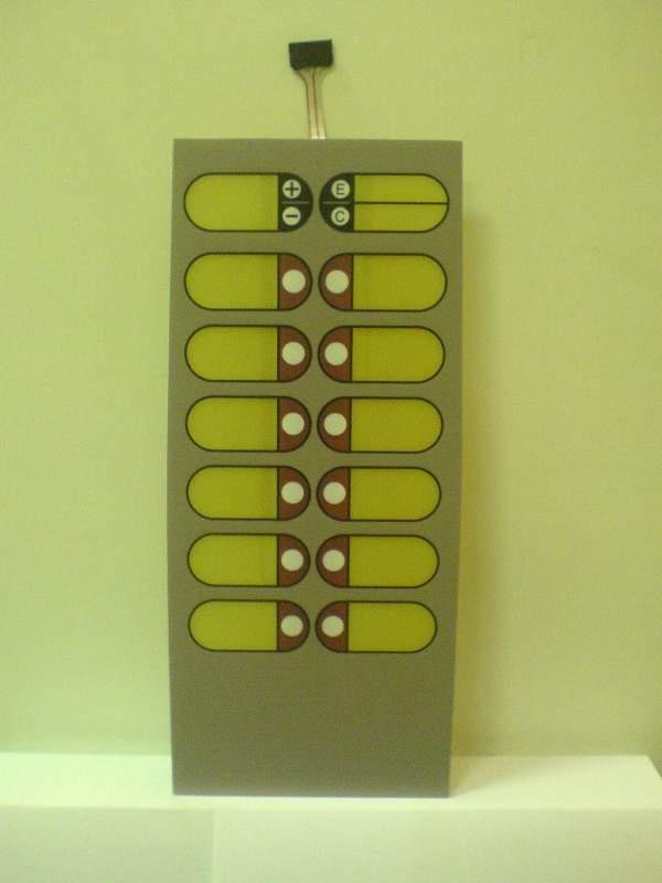 Купувам Клавиатура Cristallo 400 за кафеавтомат SAECO