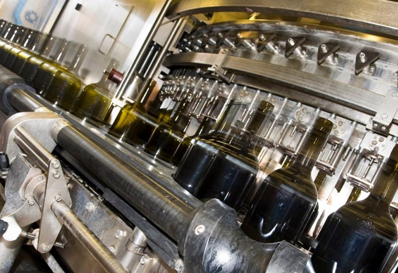 Оборудване за бутилиране на напитки