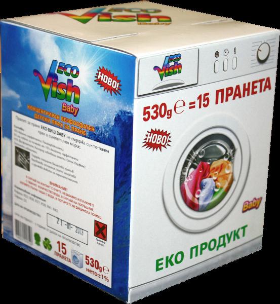 Купувам Перилен препарат за пране ЕКО-ВИШ