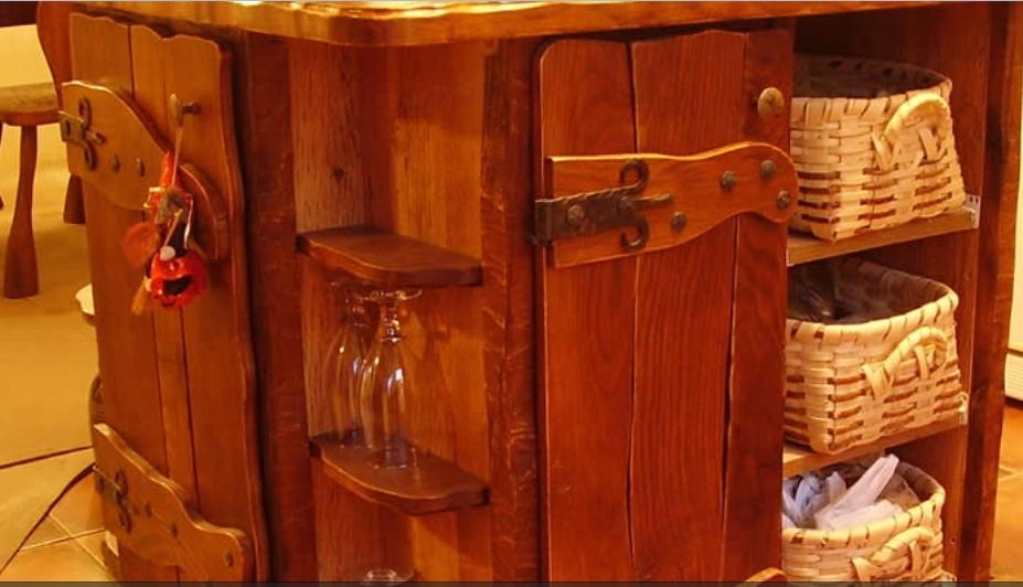 Купувам Мебели от дърво