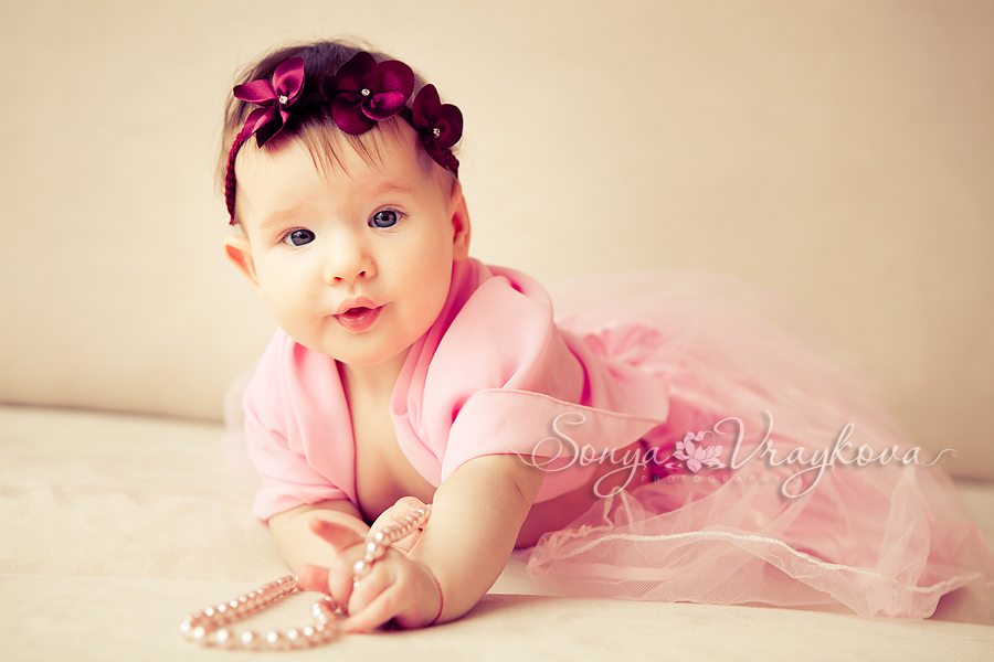 Купувам Фотосесия за новородени и бебета