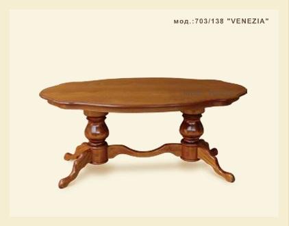 Купувам Дървена маса модел: 703/138 Venezia