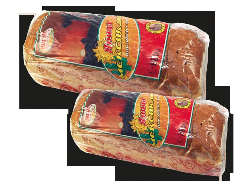 Купувам Мексикано - пикантен хляб