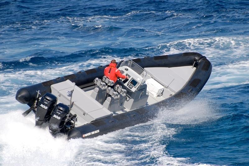 Купувам Надувни лодки Parker 1000 Baltic