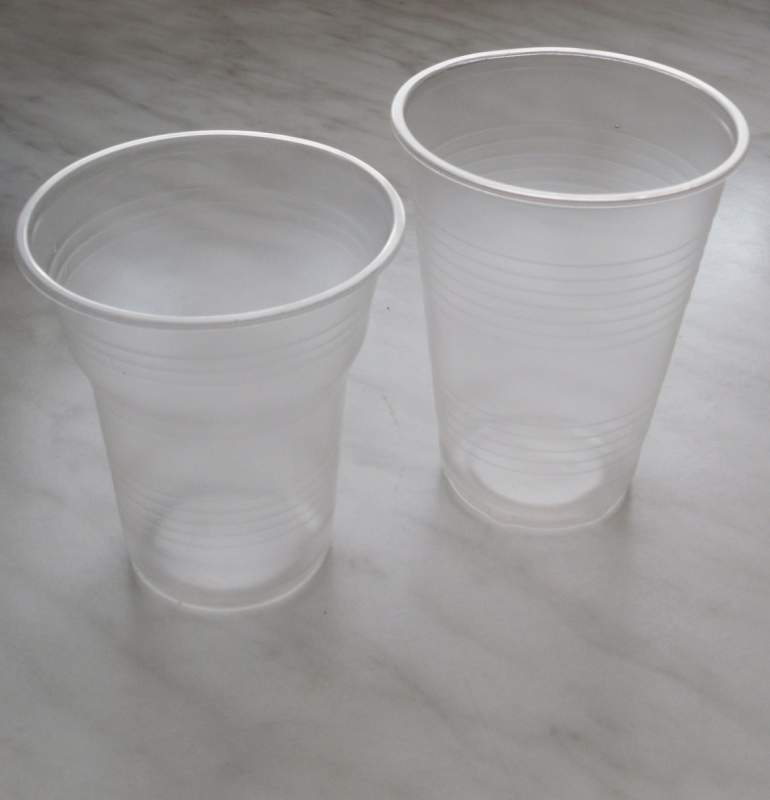 Купувам Пластмасови Чаши за еднократна употреба