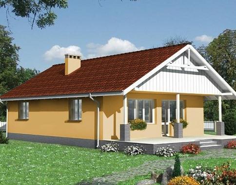 Купувам Къщи панелни бързосглобяеми - Къща Преслава