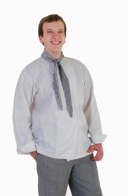 Купувам Работното облекло за ресторант