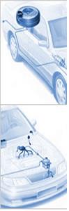 Купувам Система на пропан-бутан с изпарител SE 81 / SE 81 SIC и автоматичен превключвател