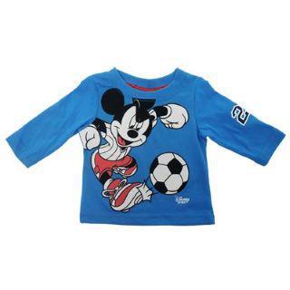 Купувам Блуза детска за момче, синя, Мики Маус