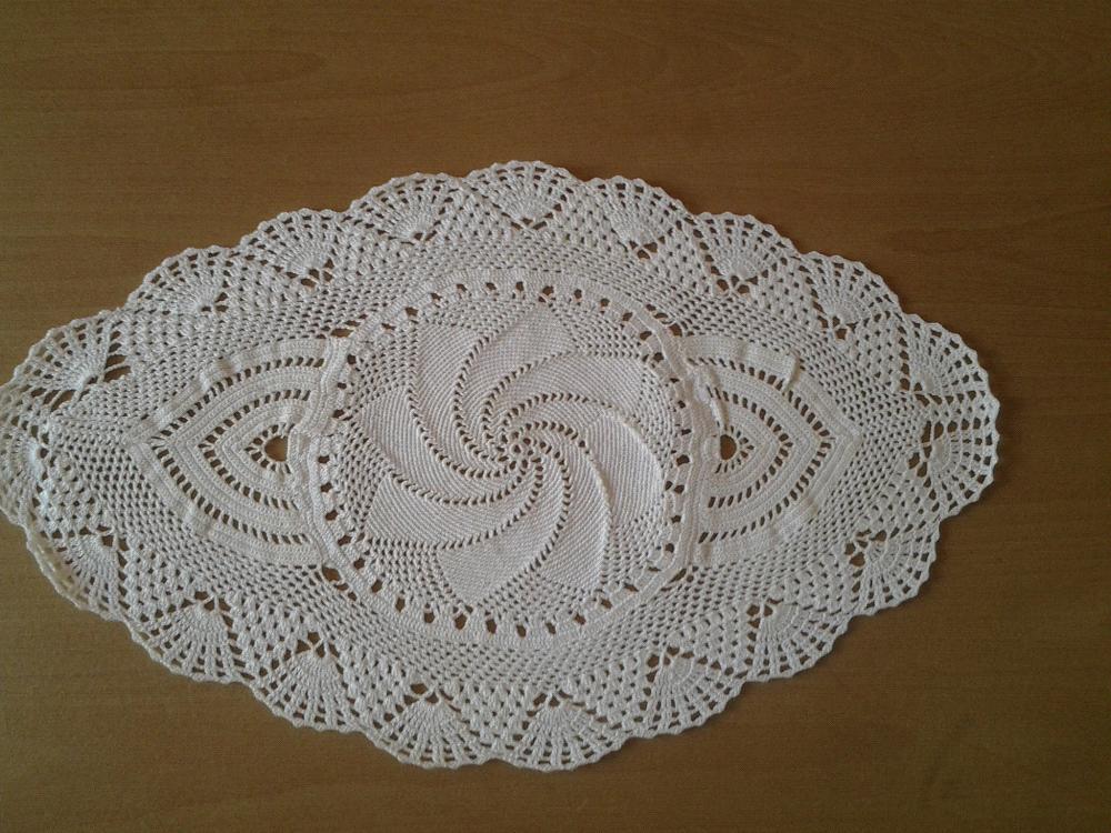 Ръчно плетено изделие
