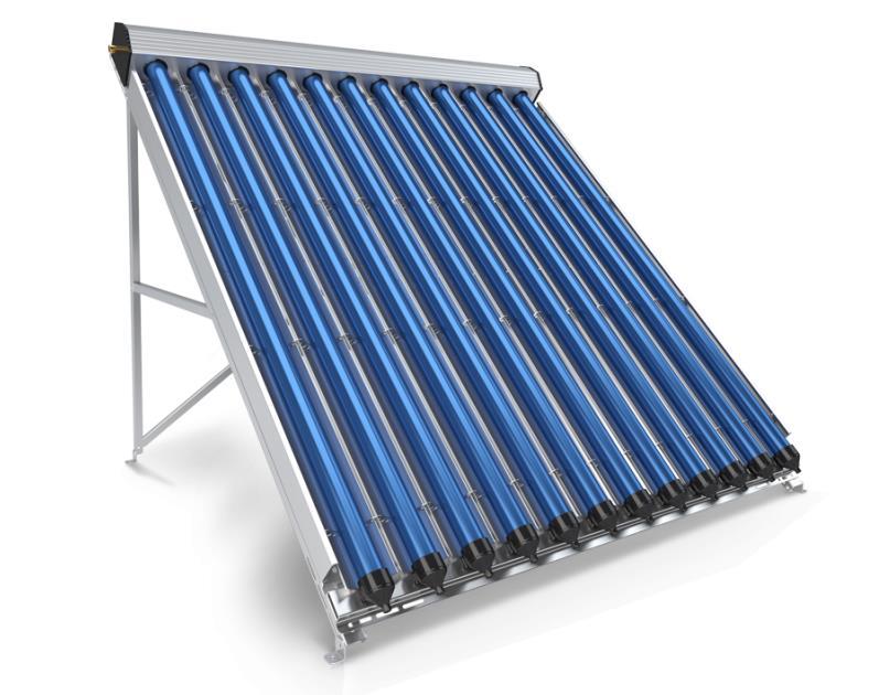 Купувам Ваккуумно-тръбен слънчев колектор 12 тръби