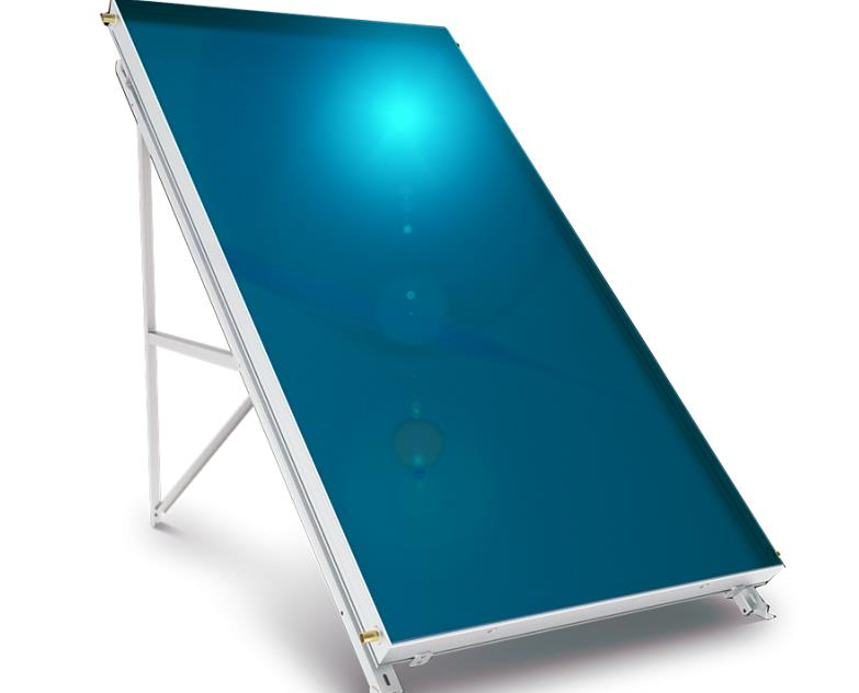 Купувам Плосък слънчев колектор меден абсорбер - 2 кв. м