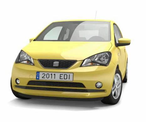 Купувам Изберете двигател Ecomotive, SEAT Mii