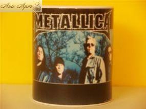 Купувам Чаша Metallica