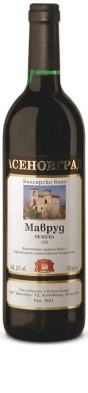 Купувам Червено вино - Мавруд
