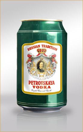 Купувам Водка в кен Петровская