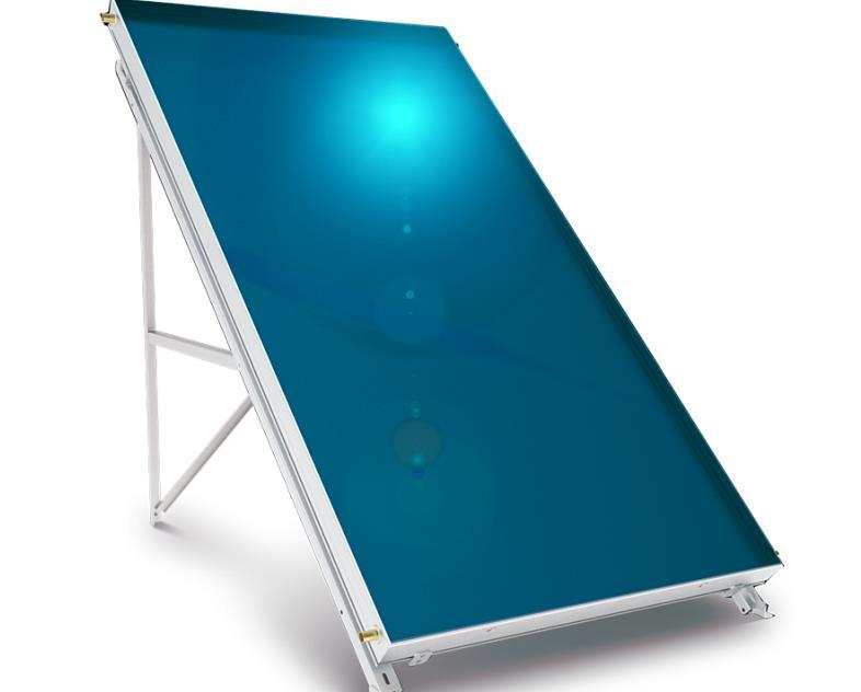 Купувам Плосък слънчев колектор меден абсорбер 2.5 кв. м