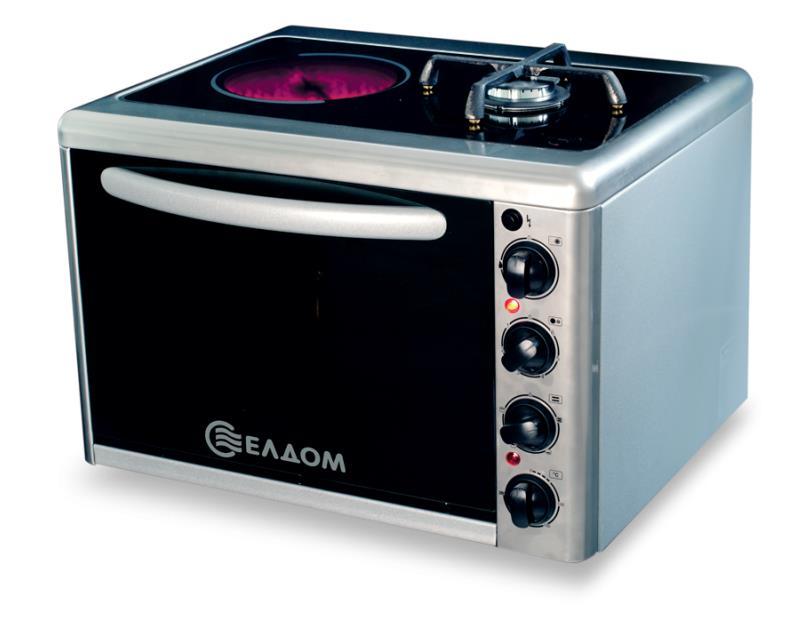 Купувам Готварска печка комбинирана 211VF