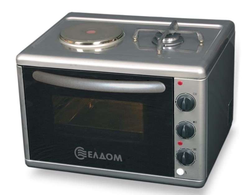 Купувам Готварска печка комбинирана 313V
