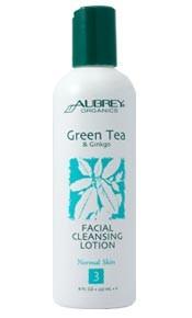 Купувам Почистващ лосион за лице Зелен чай и Гинко билоба за нормална кожа