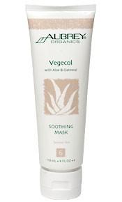Купувам Успокояваща маска за лице Vegecol, Овесено брашно и Алое