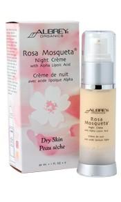 Купувам Нощен крем за лице с Rosa Mosqueta и Алфа липоева киселина