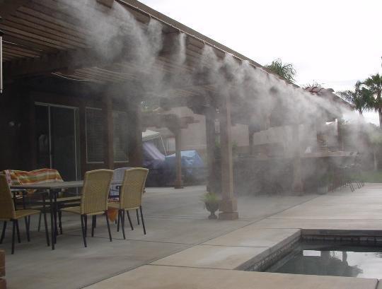 Купувам Охладителна система с водна мъгла AQUA FOG 2