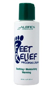 Купувам Масажен крем за крака Feet Relief