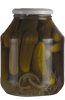 Купувам Кисели краставички