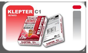 Купувам Строително лепило KLEPTER С1