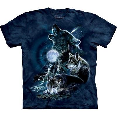 Купувам Тениска Bark at the Moon