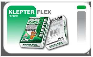 Купувам Флексово лепило KLEPTER FLEX