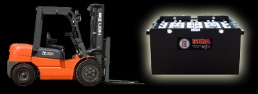 Купувам Тягови панцерни батерии за подемно-транспортна техника 5PzS400 (12V)