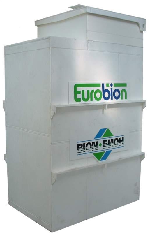 Купувам Пречиствателни станции за отпадни води EUROBION-8