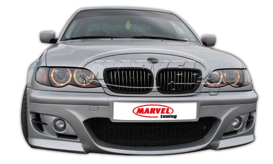 Купувам Предна тунинг броня за BMW E46 / БМВ Е46