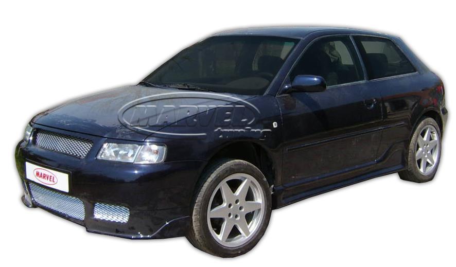 Купувам Спойлер за предна броня Audi A3