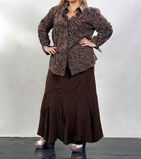 Купувам Дамски дрехи голям размер