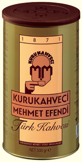 Купувам Турско кафе Kurkahveci Mehmet Efendi 500 гр.