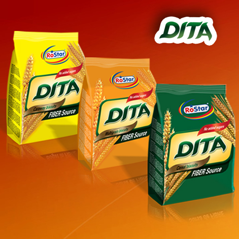 "Купувам Диетични многозърнести крекери ""Дита"""