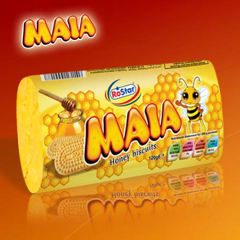 """Купувам Бисквити с мед """"Мая"""""""
