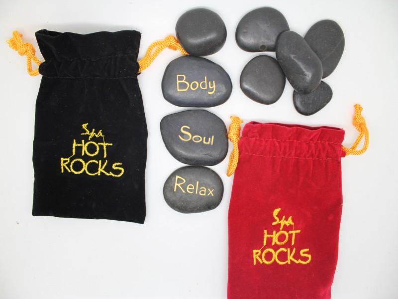 Купувам Горещи камъни за масаж - 9 броя