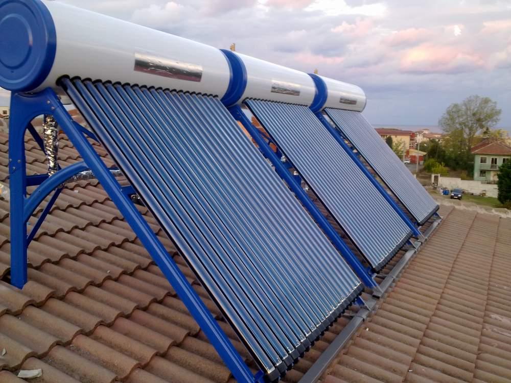 Купувам Слънчеви системи и отоплителна технкика
