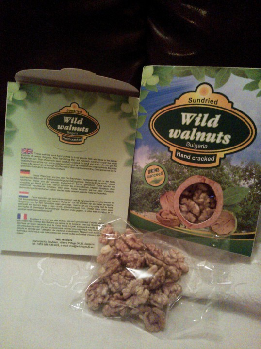 Купувам Wild Walnuts, Bulgaria
