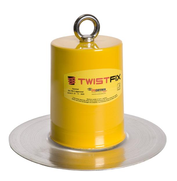 Купувам Обезопасителни системи против падане по EN795 стандарт