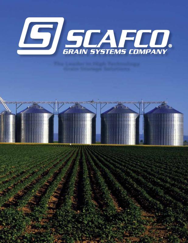 Купувам Силози и зърнобази на щатската фирма Scafco